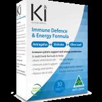 Ki Immune Defence & Energy Formula | Astragalus, Shiitake, Olive Leaf