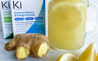 Anti-Inflammatory Ginger Juice (Recipe)